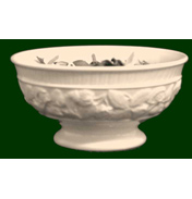 Royal Creamware Occasions Finger Bowl