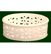 Royal Creamware Occasions Wine Coaster