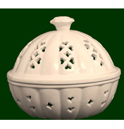 Royal Creamware Occasions Large Pot Pourri