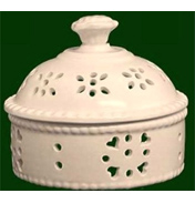 Royal Creamware Occasions Small Pot Pourri